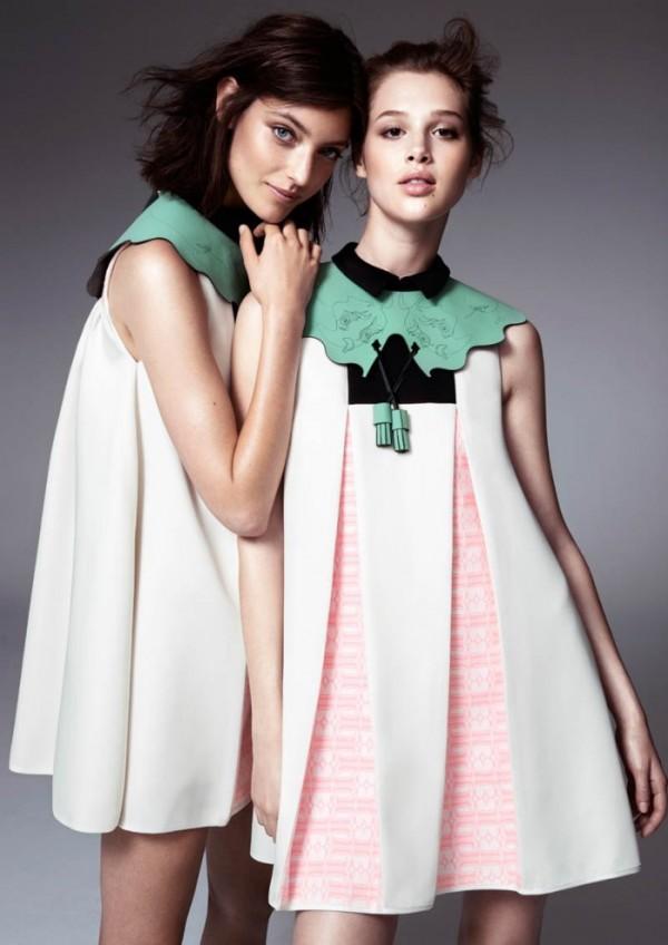 Ариана Гранде стала дизайнером одежды для выпускниц - 11